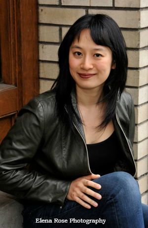 Fonda Lee – author photo – credit Elena Rose photography