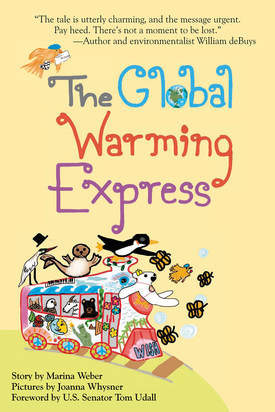 Global Warming Express Cover