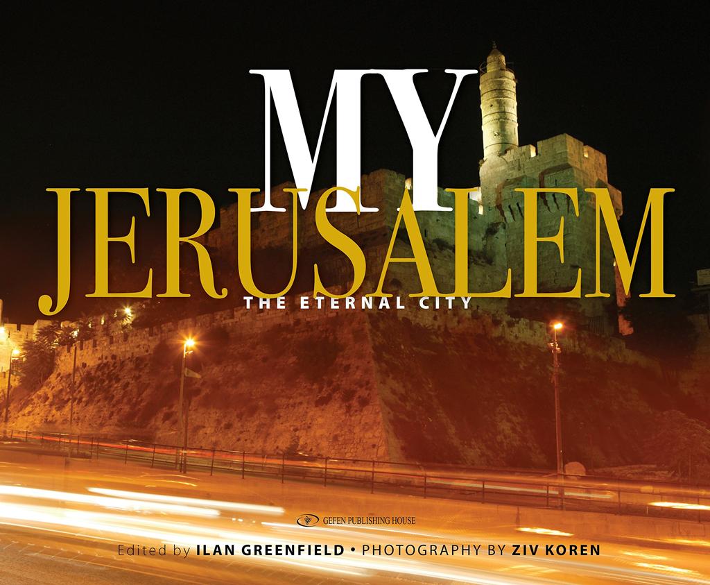 My Jerusalem cover